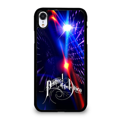PANIC AT THE DISCO LIGHTS MUSIC iPhone XR Case