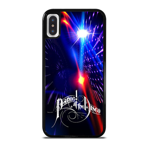 PANIC AT THE DISCO LIGHTS MUSIC iPhone X / XS Case