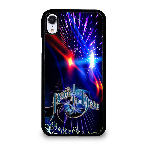 PANIC AT THE DISCO LIGHTS iPhone XR Case