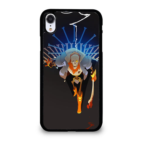 PAPYRUS UNDERTALE iPhone XR Case