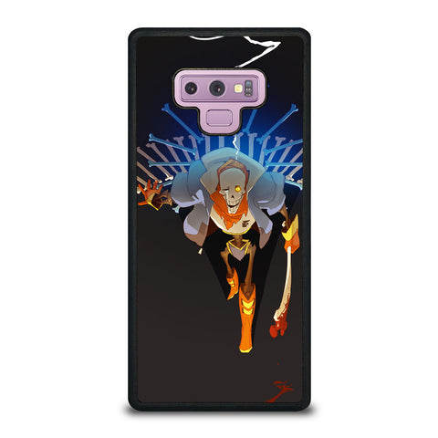 PAPYRUS UNDERTALE Samsung Galaxy Note 9 Case
