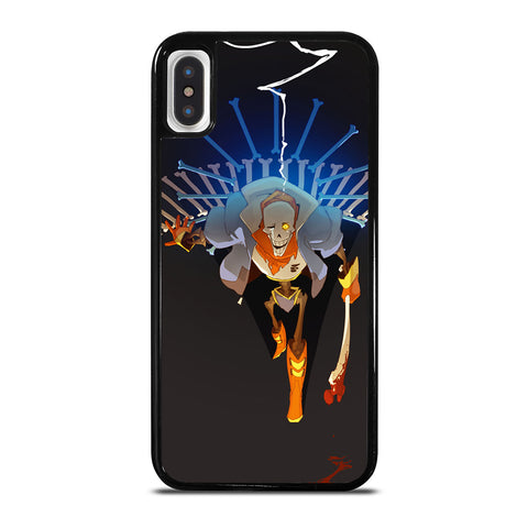 PAPYRUS UNDERTALE iPhone X / XS Case