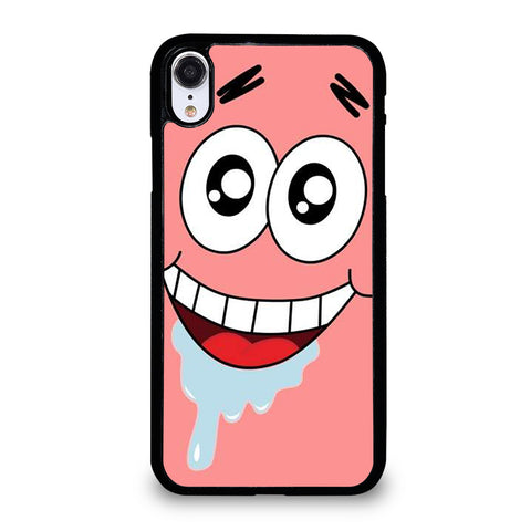 PATRICK FACE iPhone XR Case