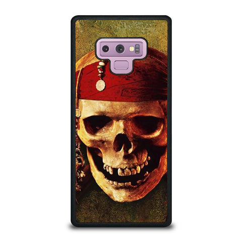 PIRATES OF THE CARIBBEAN DEAD MANS CHEST Samsung Galaxy Note 9 Case