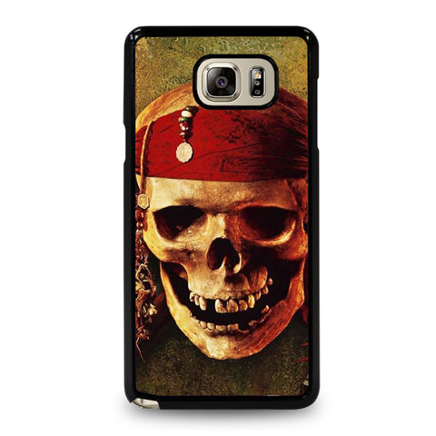 PIRATES OF THE CARIBBEAN DEAD MANS CHEST Samsung Galaxy Note 5 Case