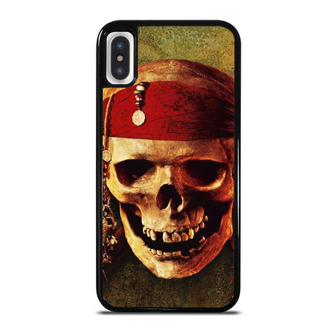 PIRATES OF THE CARIBBEAN DEAD MANS CHEST iPhone X / XS Case