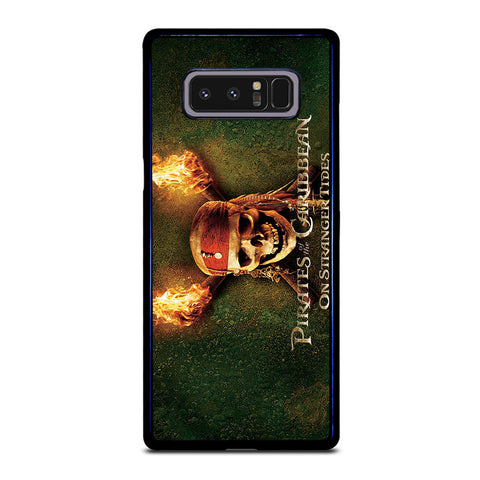 PIRATES OF THE CARIBBEAN ON STRANGER TIDES Samsung Galaxy Note 8 Case