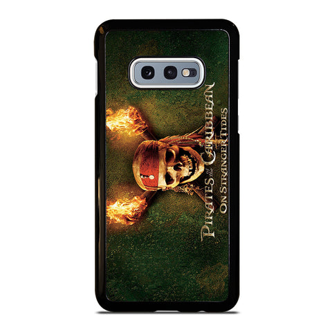 PIRATES OF THE CARIBBEAN ON STRANGER TIDES Samsung Galaxy S10e Case