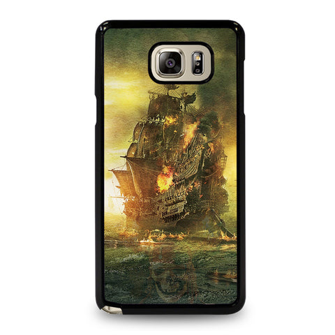 PIRATES OF THE CARIBBEAN SHADOW Samsung Galaxy Note 5 Case