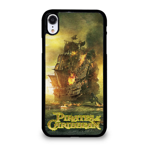 PIRATES OF THE CARIBBEAN WAR iPhone XR Case