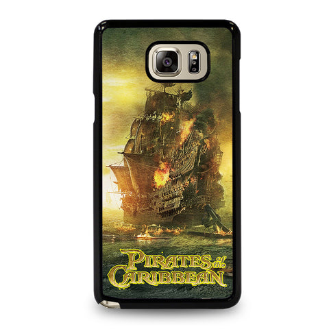 PIRATES OF THE CARIBBEAN WAR Samsung Galaxy Note 5 Case