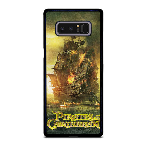 PIRATES OF THE CARIBBEAN WAR Samsung Galaxy Note 8 Case