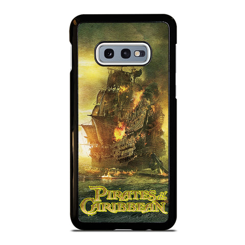 PIRATES OF THE CARIBBEAN WAR Samsung Galaxy S10e Case