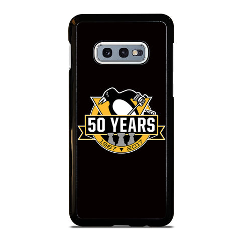 PITTSBURGH PENGUINS 50 YEARS Samsung Galaxy S10e Case