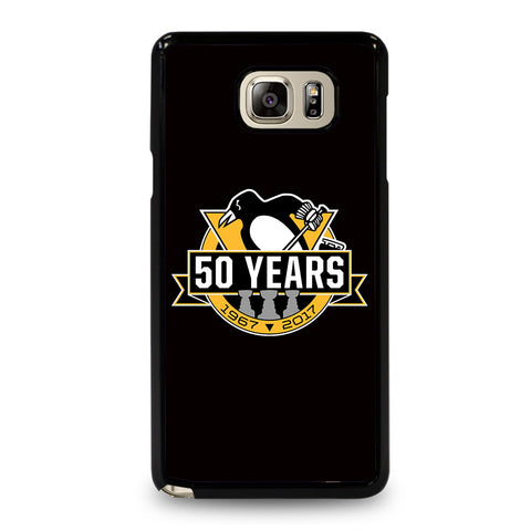PITTSBURGH PENGUINS 50 YEARS Samsung Galaxy Note 5 Case