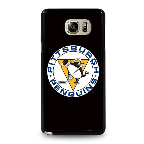 PITTSBURGH PENGUINS LOGO Samsung Galaxy Note 5 Case