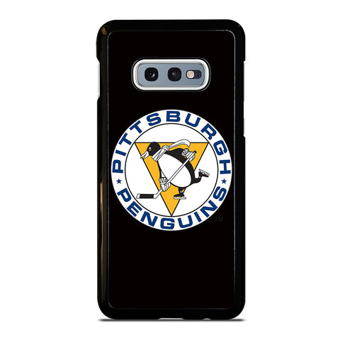 PITTSBURGH PENGUINS LOGO Samsung Galaxy S10e Case