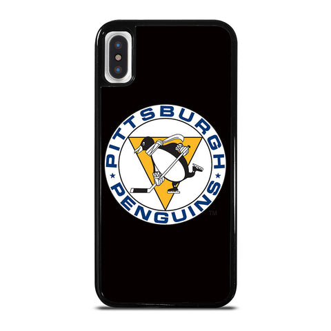 PITTSBURGH PENGUINS LOGO iPhone X / XS Case