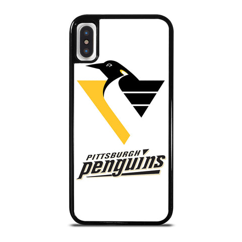 PITTSBURGH PENGUINS iPhone X / XS Case