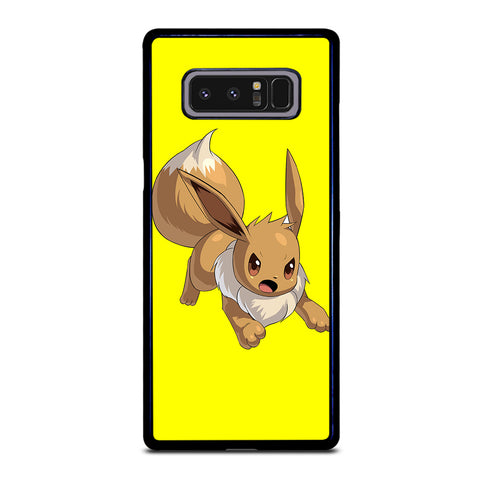POKEMON EEVEE CONQUEST Samsung Galaxy Note 8 Case