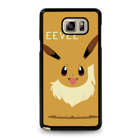 POKEMON EEVEE EXTENDED Samsung Galaxy Note 5 Case