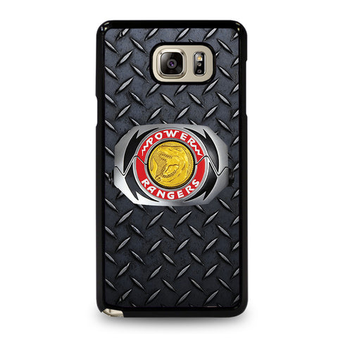 POWER RANGERS MIGHTY MORPHIN1 Samsung Galaxy Note 5 Case