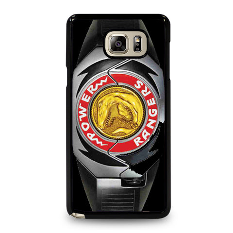 POWER RANGERS MIGHTY MORPHIN2 Samsung Galaxy Note 5 Case