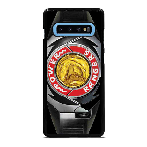 POWER RANGERS MIGHTY MORPHIN2 Samsung Galaxy S10 Plus Case