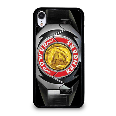 POWER RANGERS MIGHTY MORPHIN2 iPhone XR Case