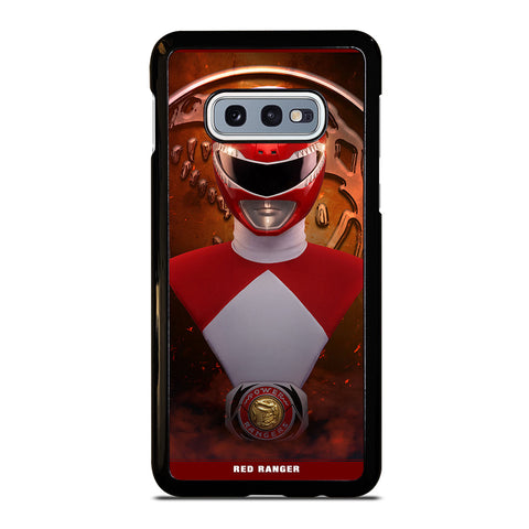 POWER RANGERS MIGHTY MORPHIN Samsung Galaxy S10e Case