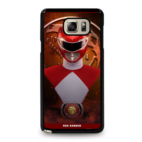 POWER RANGERS MIGHTY MORPHIN Samsung Galaxy Note 5 Case