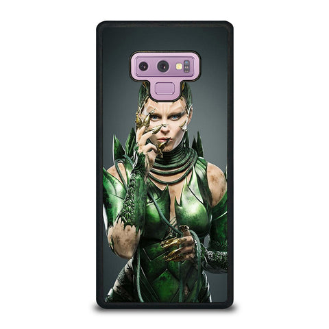 POWER RANGERS RITA REPULSA Samsung Galaxy Note 9 Case