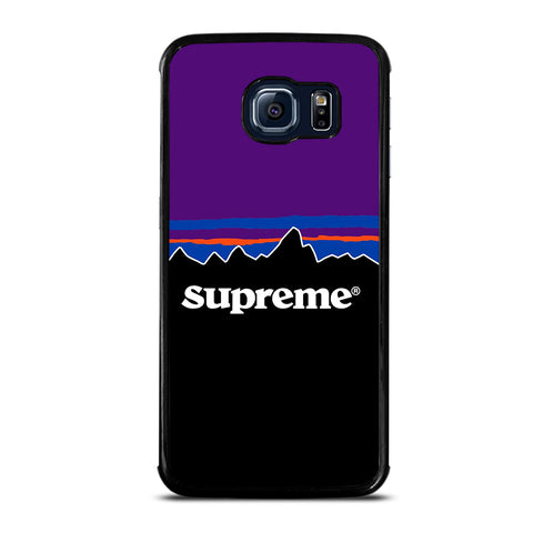 Patagonia Finishing Supreme Samsung Galaxy S6 Edge Case