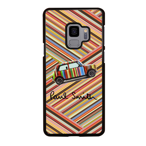Paul Smith Mini Cooper Stripe Samsung Galaxy S9 Case