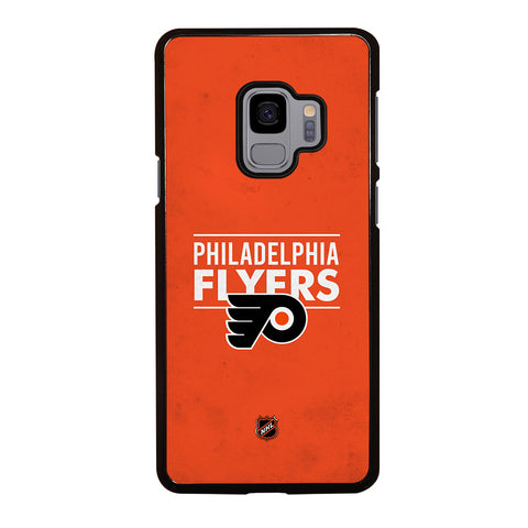 Philadelphia Flyers NHL Cool Logo Samsung Galaxy S9 Case
