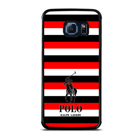 Polo Ralph Lauren Pattern Samsung Galaxy S6 Edge Case