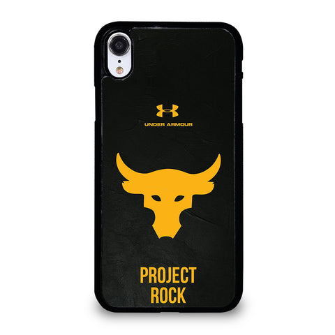 Project Rock Under Armour iPhone XR Case