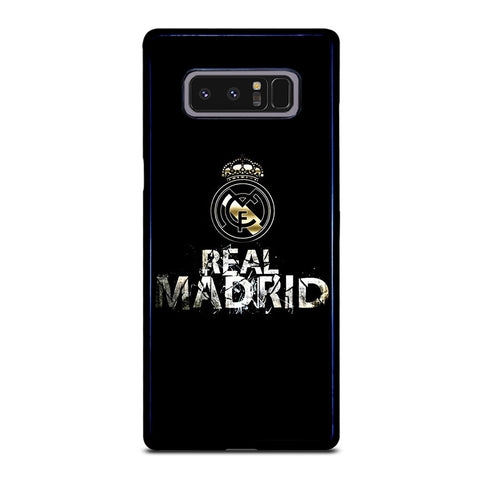 REAL MADRID ELEGAN LOGO Samsung Galaxy Note 8 Case