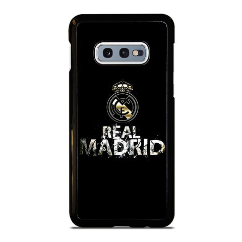 REAL MADRID ELEGAN LOGO Samsung Galaxy S10e Case