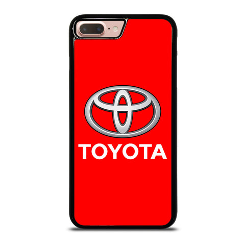 RED TOYOTA LOGO iPhone 7 Plus / 8 Plus Case