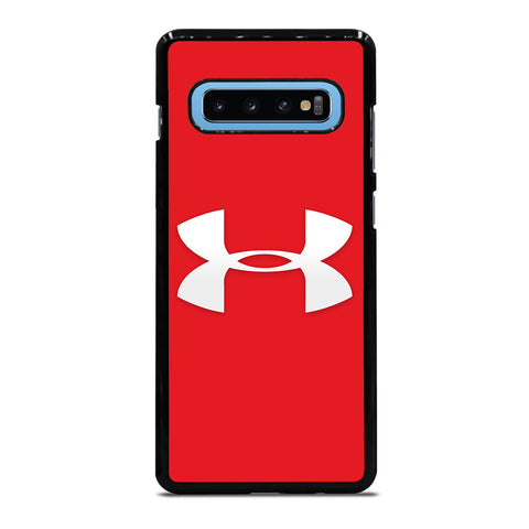 RED UNDER ARMOUR Samsung Galaxy S10 Plus Case