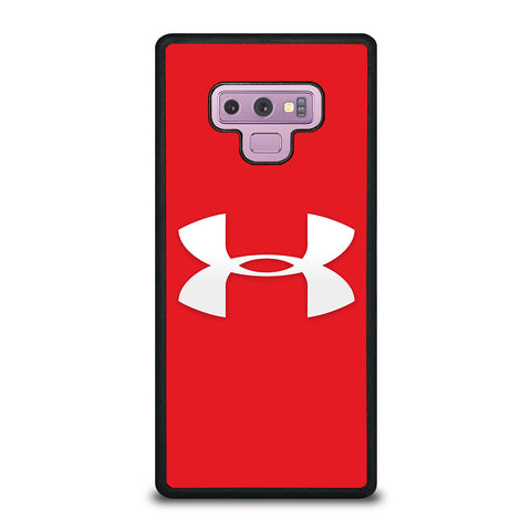RED UNDER ARMOUR Samsung Galaxy Note 9 Case
