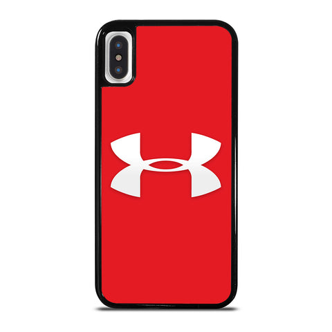 RED UNDER ARMOUR iPhone X / XS Case