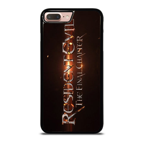 RESIDENT EVIL FINAL CHAPTER iPhone 7 Plus / 8 Plus Case