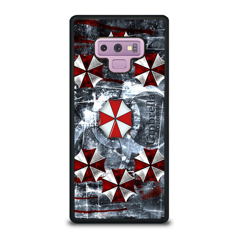 RESIDENT EVIL UMBRELLA Samsung Galaxy Note 9 Case