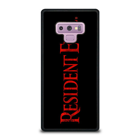 RESIDENT EVIL Samsung Galaxy Note 9 Case