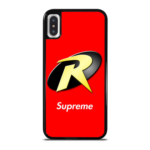 ROBIN LOGO SUPREME iPhone X / XS Case