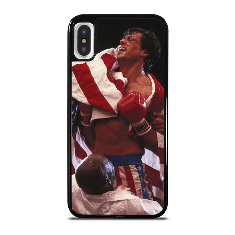 ROCKY BALBOA CASE iPhone X / XS Case