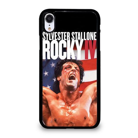 ROCKY BALBOA IV iPhone XR Case
