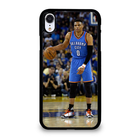 RUSSELL WESTBROOK AIR JORDAN iPhone XR Case